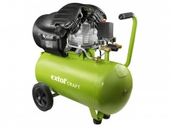 EXTOL Craft  50L/2200W Kompresor olejový