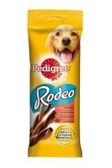 Pedigree Poch.Rodeo hovězí  70g