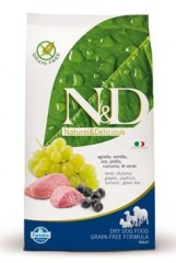 N&D GF DOG Adult Lamb&Blueberry 12kg