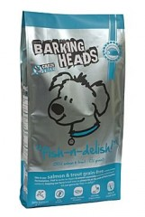 BARKING HEADS Fish-n-Delish GF 12kg